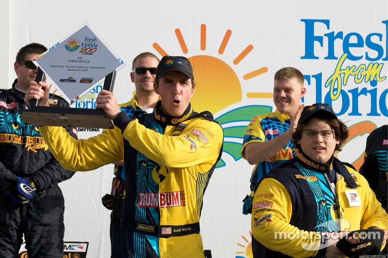 Victoire GS: Matt Plumb et Gianluis Bacardi célèbrent leur succès