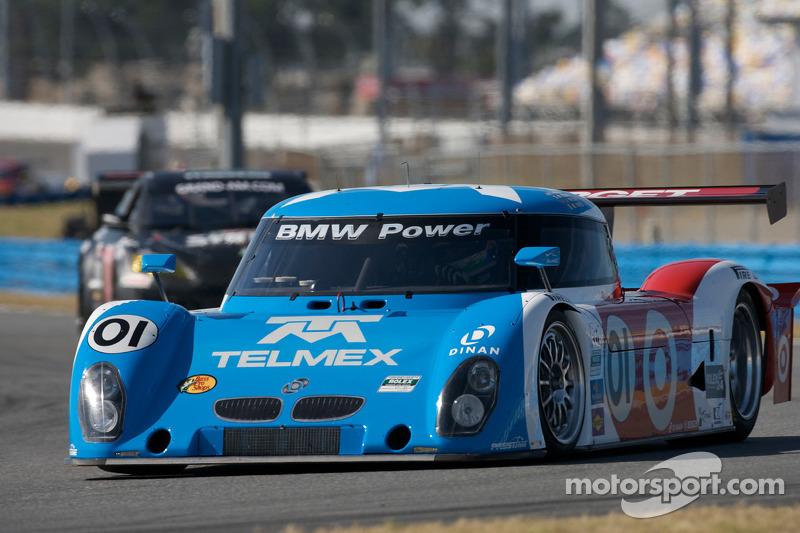 #01 Chip Ganassi Racing avec Felix Sabates BMW Riley: Max Papis, Scott Pruett, Memo Rojas, Justin Wi