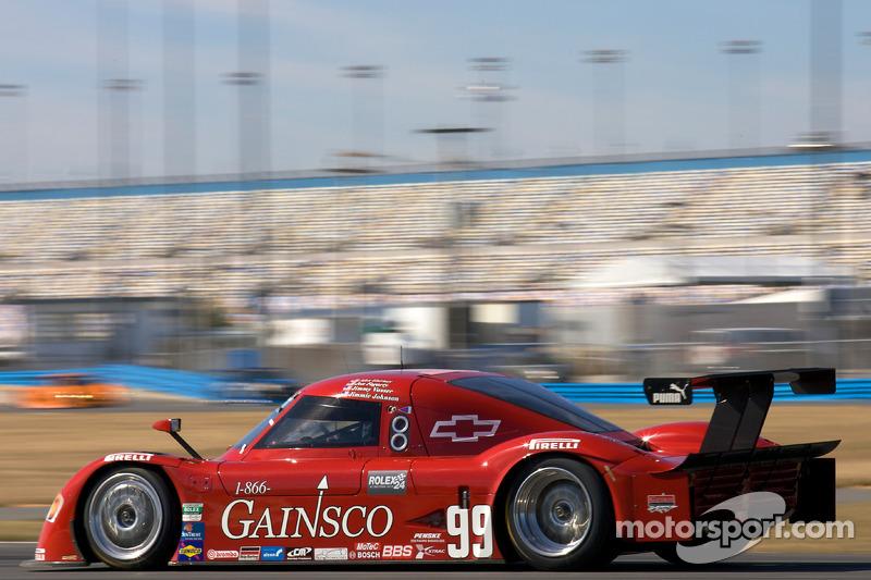 #99 GAINSCO/ Bob Stallings Racing Chevrolet Riley: Jon Fogarty, Alex Gurney, Jimmie Johnson, Jimmy V