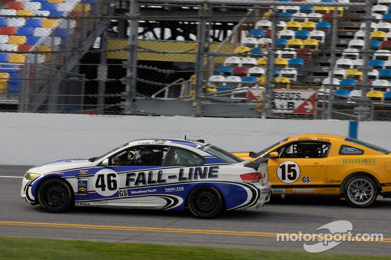 Départ GS: 15 Multimatic Motorsports Mustang Boss 302R: Joe Foster, Scott Maxwell et #46 Fall-Line
