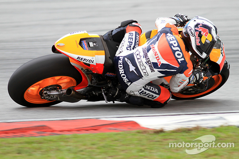 Dani Pedrosa of Repsol Honda Team