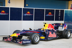 La nuova Red Bull RB6
