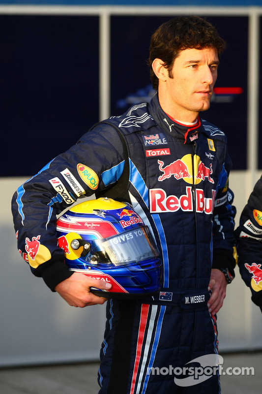 Mark Webber et Sebastian Vettel (Red Bull Racing)