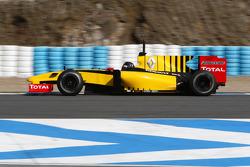 Robert Kubica, Renault F1 Team, R30