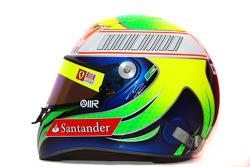 Casco de Felipe Massa, Scuderia Ferrari