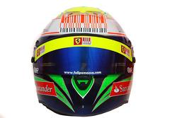 Felipe Massa, Scuderia Ferrari helmet