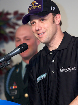 Crown Royal press conference: Matt Kenseth, Roush Fenway Racing Ford