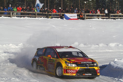 Auto Citroën C4 WRC de Petter Solberg and Philip Mills, Petter Solberg Rallying
