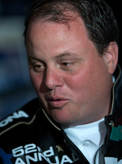 Champion's breakfast: crew chief Kevin Manion