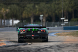 #02 Extreme Speed Motorsports Ferrari F430 GT: Ed Brown, Guy Cosmo, Joao Barbosa