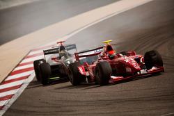Alexander Rossi rijdt voor Christian Vietoris