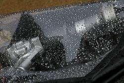 Mercedes GP, pitstop gun