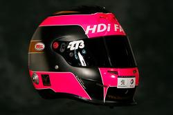 Helmet of Franck Montagny