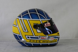 Darryl O'Young, Bamboo-engineering, Chevrolet Lacetti helmet