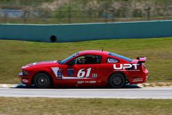#61 Roush Performance Ford Mustang GT: Billy Johnson, Jack Roush Jr.