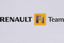 Renault F1 Team, логотип