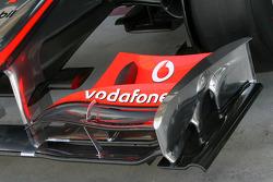 McLaren front wing