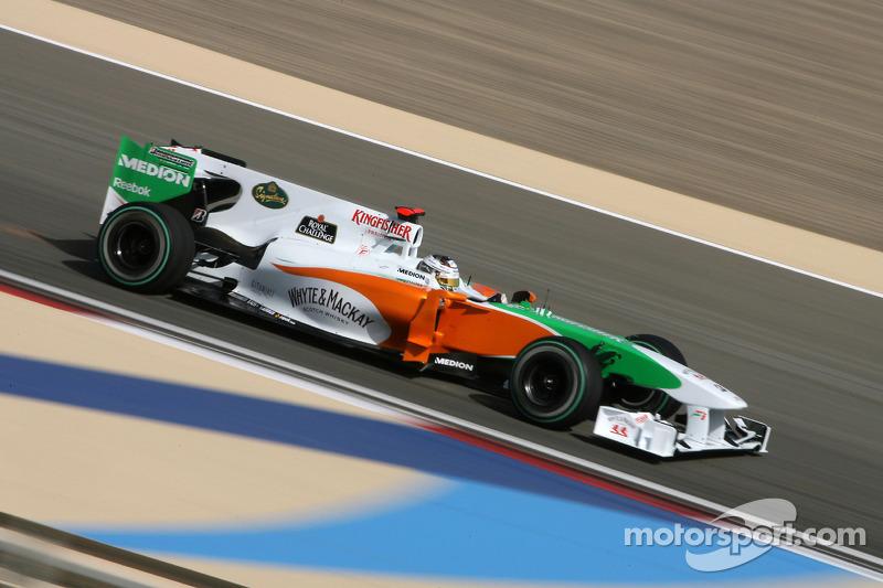 Force India F1 VJM03 (2010)