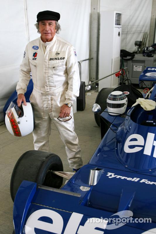 Sir Jackie Stewart, 1969, 1971, 1973 F1 wereldkampioen, 1973 Tyrrell-Ford 006