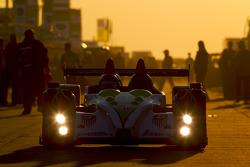 #11 Primetime Race Group Oreca FLM09: Joel Feinberg, Kyle Marcelli