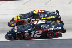 Justin Allgaier and Steve Wallace