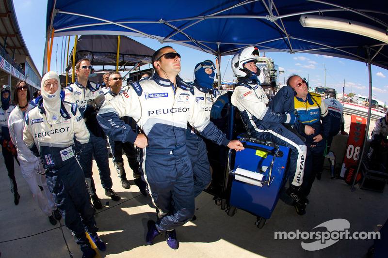 Team Peugeot Total, kwalificaties