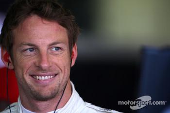 Button lapped Bathurst in McLaren F1 car