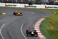 Mark Webber, Red Bull Racing, Robert Kubica, Renault F1 Team