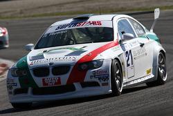 #21 Top Run BMW M3 Coupè (e92): Roberto Russo