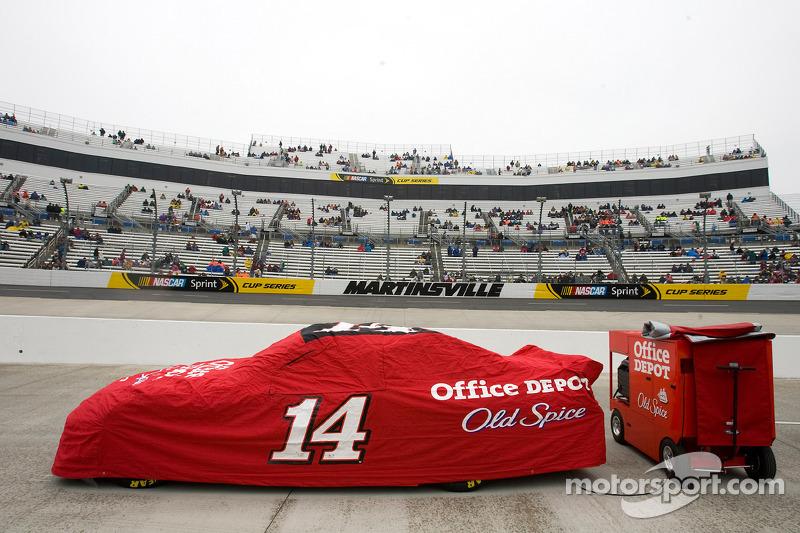 Auto van Tony Stewart, Stewart-Haas Racing Chevrolet