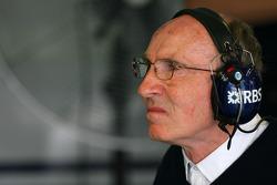 Sir Frank Williams, WilliamsF1 Team