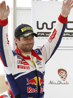 Le vainqueur, Sébastien Loeb