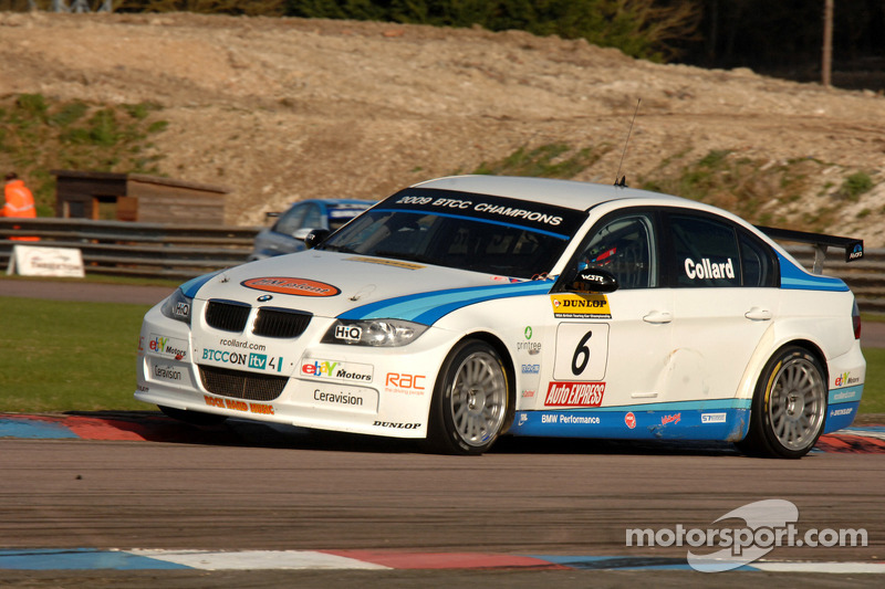 Rob Collard WSR BMW 320si