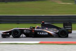 Karun Chandhok, HRT-Cosworth