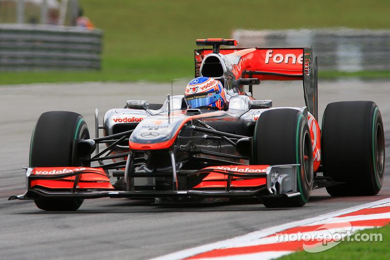 2010 - McLaren MP4-25 (Mercedes)