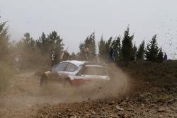 Sébastien Loeb, Daniel Elena, Citroën C4, Citroën Total World Rally Team