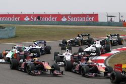 Jaime Alguersuari, Scuderia Toro Rosso, Sebastien Buemi, Scuderia Toro Rosso