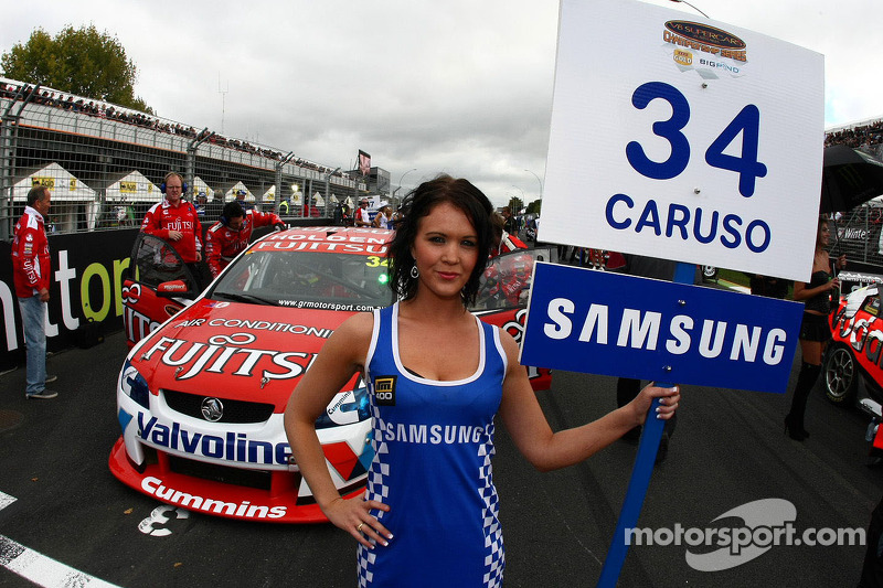 #34 Garry Rogers Motorsport: Michael Caruso