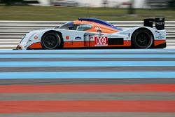 #009 Aston Martin Racing Lola Aston Martin: Adrian Fernandez, Harold Primat, Stefan Mücke
