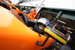 #52 Alan Racing Team Mygale M10 FPT 420: Mattews Lee