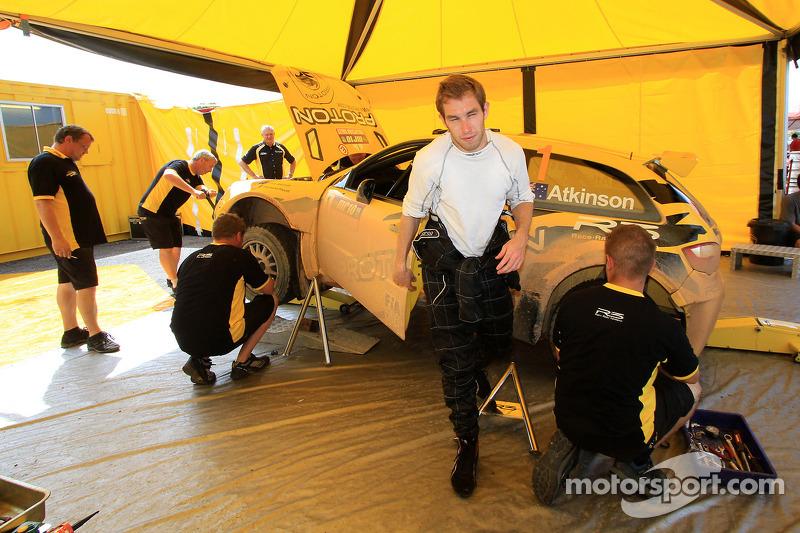 Chris Atkinson van Proton R3 Malaysia