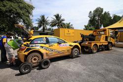 APRC: Malaysian Rally