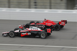 Marco Andretti, Andretti Autosport runs with Will Power, Team Penske