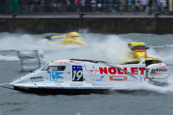 #19 Star Boat Normandy: Bertrand Lefebvre, Pascal Bernard, Jules Phalippou, Christophe Arrivé