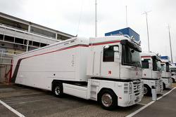 Sauber Truck