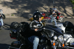 Le Kyle Petty Charity Ride