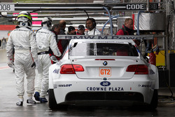 #79 BMW Team Schnitzer BMW M3: Andy Priaulx, Dirk Müller, Augusto Farfus