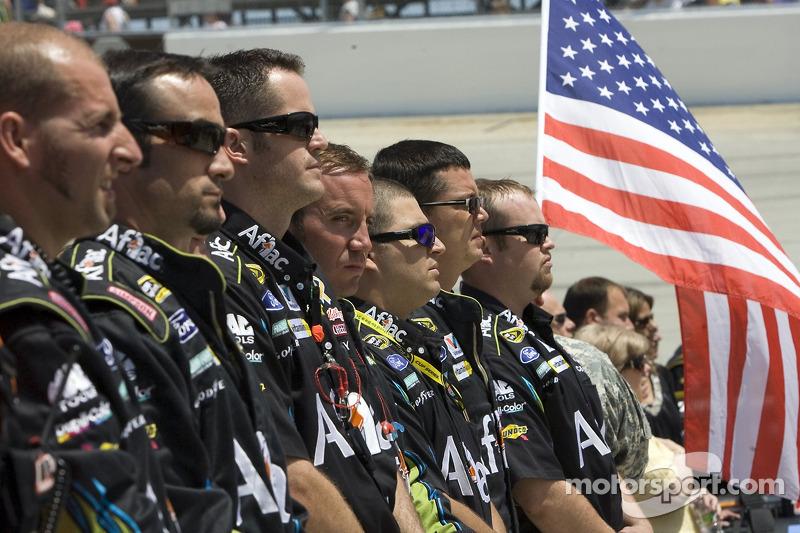Carl Edwards' team
