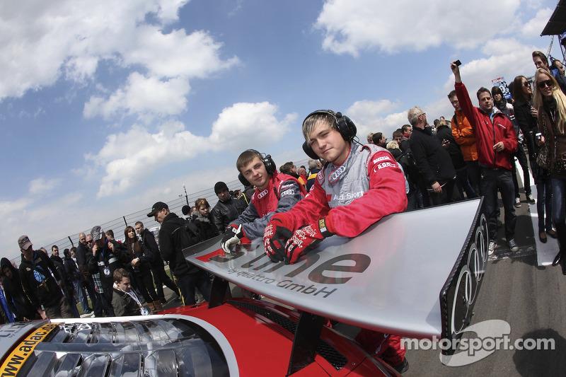 Audi Sport team: les mécaniciens