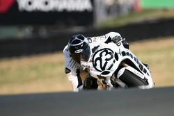 Brett McCormick Jordan Suzuki Suzuki GSX-R